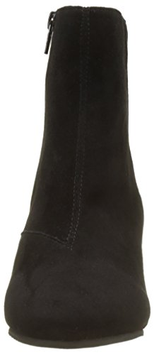 Donna 416 Nero Stivali Buffalo black Suede 8225 London 01 X7Cqq5wx1