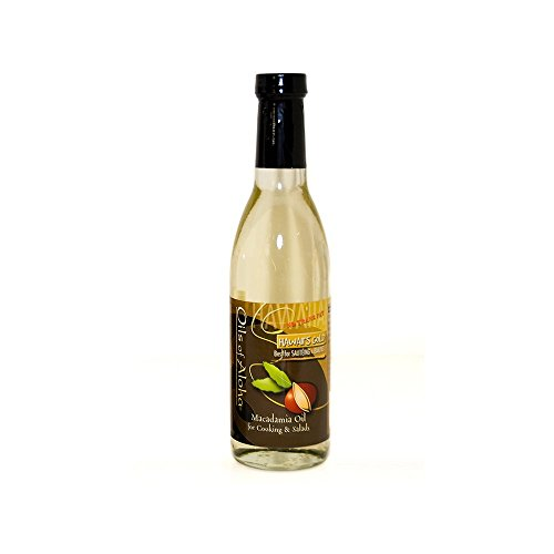 Macadamia Nut Oil for Cooking and Salads