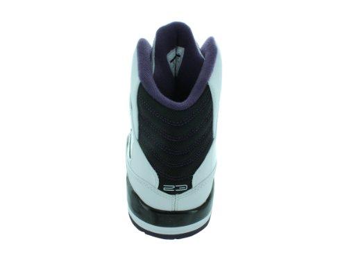 Nike Mens NIKE JORDAN SC-1 BASKETBALL SHOES 10 Men US (WHITE/GRAND/PURPLE) ALLLx