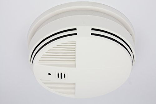 Xtreme Life Side View Smoke Detector Hidden Camera with built-in DVR and Night Vision Surveillance