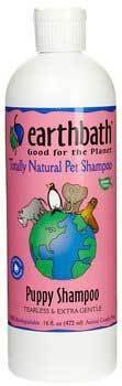 Earth Bath Cherry Scented Puppy Shampoo - Cherry Grooming Shampoo