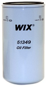 WIX Filters - 51349 Heavy Duty Spin-On Lube Filter, Pack of 1