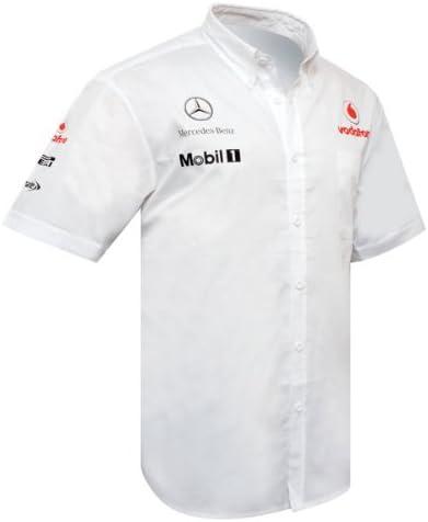 McLaren Vodafone Mercedes 2012 Equipo Camiseta, Hombre, Color ...