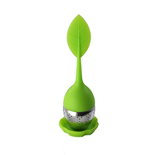 Silicone Tea Infuser Leaf Strainer By Hint Wellness