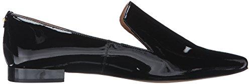 Flat Calvin Pointed Toe Black Elin Women's Klein wwCRxXqP