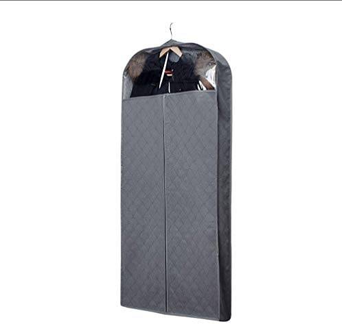 Garment Suit Bags for Travel Breathable Storage Dresses Covers Easily CarryingStrong Zipper for Easy Storage Or Travel1306010cm