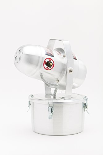 Tri Jet ULV Non Thermal Fogger by Createch USA by Createch USA