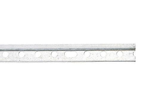 2 Stück je 118 cm PROFI Montageschienen Aufhängeschienen für ...
