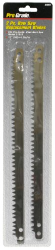 Pro-Grade 31915 Bow Saw Replacement Blades, ()