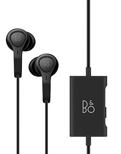 Bang & Olufsen Beoplay E4 Advanced Active Noise Cancelling Earphones - Black - 1644526