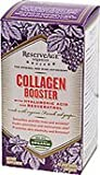 ReserveAge Collagen Booster with Hyaluronic Acid and Resveratrol, 60 Vegetarian Capsules,, Health Care Stuffs