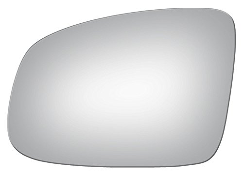 Prix Door Left Grand Mirror (1998-2003 Pontiac Grand Prix Driver Left Side View Replacement Mirror)