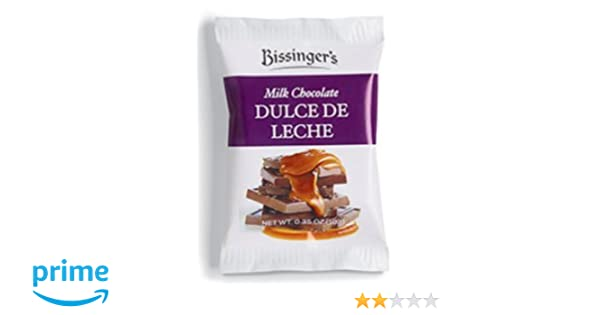 Amazon.com : Dulce De Leche Mini Chocolate - 50 count box : Grocery & Gourmet Food