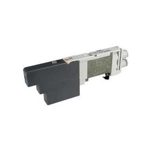 SMC SQ1131N-51-L6-Q 5 Port Solenoid Valve, Plug-in Type
