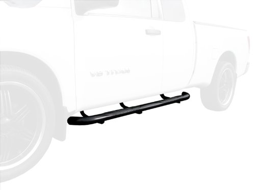 Tyger Auto Custom Fit 2004-2017 Nissan Titan Extended Cab & King Cab Black 3