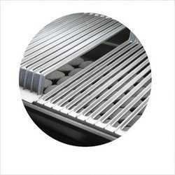 (Broilmaster DPA111 Stainless Steel Cooking Grids for Size 3 Grill - Set of 2)