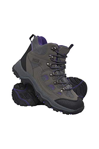 - Mountain Warehouse Adventurer Womens Waterproof Boots - for Hiking Grey 7 M US Women