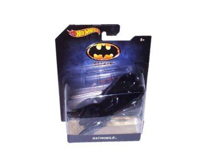 Hot Wheels 2016 Batman Collector Series Batmobile 1:50 Scale