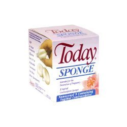 Today Vaginal Contraceptive Sponges, 3 ct. by Today
