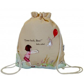 962204d620d1 Image Unavailable. Image not available for. Color  Belle   Boo Drawstring  School Shoe Bag