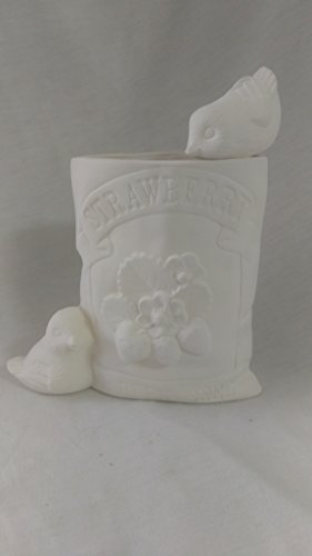 Strawberry Seed Packet Vase 6