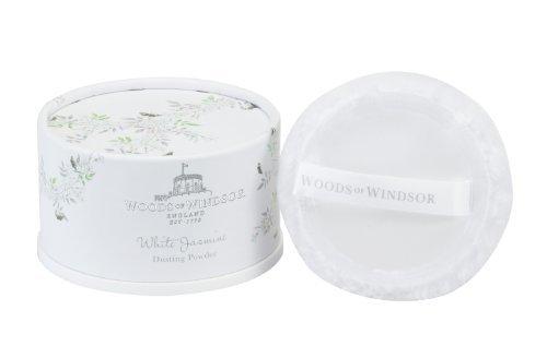 Woods of Windsor White Jasmine Dusting Powder by Woods of Windsor by Woods of Windsor