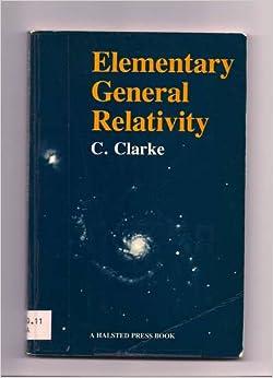 Elementary general relativity