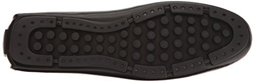 Kenneth Cole New York Mens Flerskikts Slip-on Loafer Svart