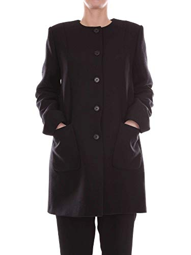 Tara Jarmon 19301m1121 Abrigo Negro Mujer r6RwrqBH
