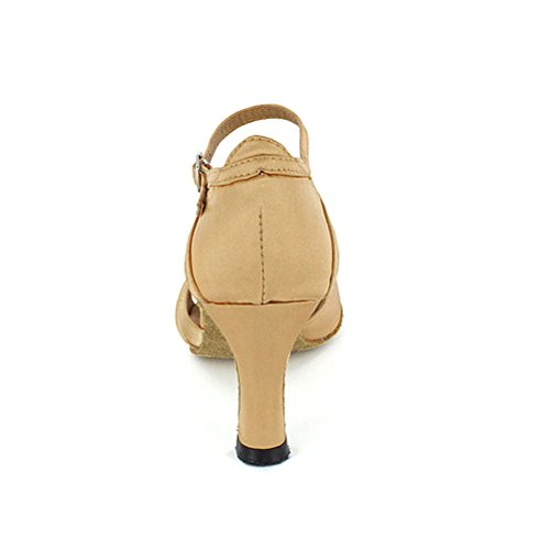 Ballroom Latin Chacha Ladys Salsa Dance BEAUTY Shoes LOVELY for Rumba Practice q7w4PWR