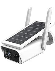 WIFI SOLAR CAMERA Draadloze 1080p IP Security Surveillance Waterdichte camera met batterijbeveiligingscamera