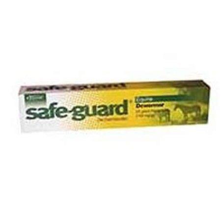 Safeguard Horse Dewormer - 25 (Equine Wormer)