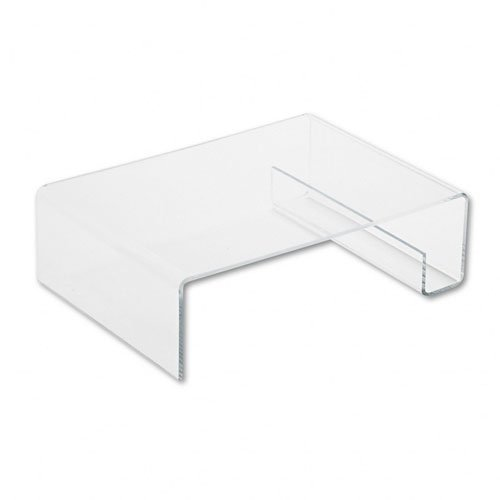 Exceptional Amazon.com : Safco Model Acrylic Printer Stand, Clear, 1 Count (2165) :  Office Products