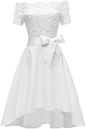 Vestiti Cerimonia 44.Emmarcon Vestito Abito Cerimonia Da Donna Damigella Scollo A