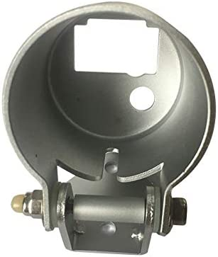 KUS Dashboard Mount Gauge Meter Pod Holder Single Hole 52mm 85mm (2 inch)