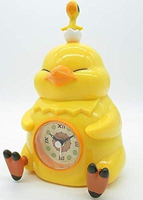 Taito - Gordo Amarillo Reloj Fat Chocobo 16cm con Alarma ...