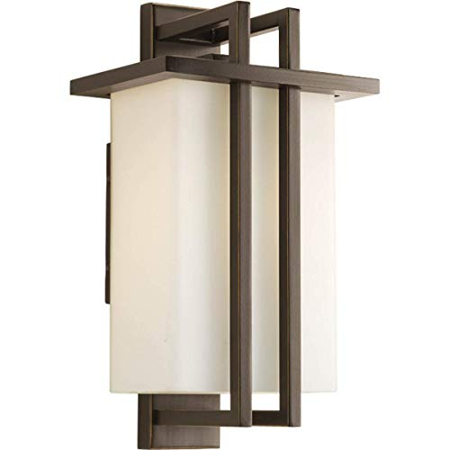 Progress Lighting P5990-20 1 Light Wall Lantern, 14-Inch H by 7.75-Inch W by 5.6-Inch D ()