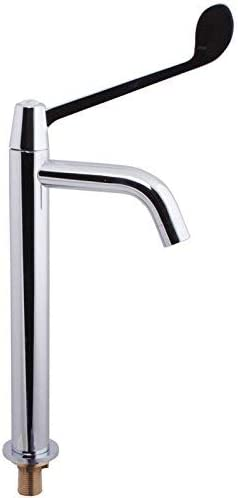 ShiSyan Medical Tap Basin Faucet Heightening Medical Faucet Public Place Faucetquality Assurance of Modern and Simple Classic Retro Luxury Home Decoration