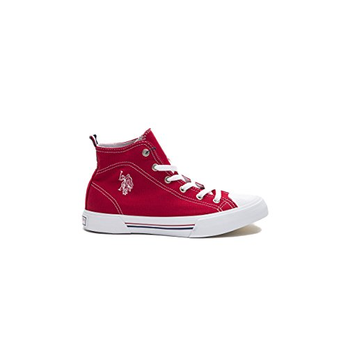 Uspolo Assn. Sneakers Donna Rosse