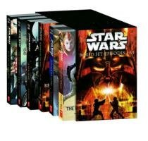 Image of the product Star Wars Boxed Set: that is listed on the catalogue brand of Scholastic.