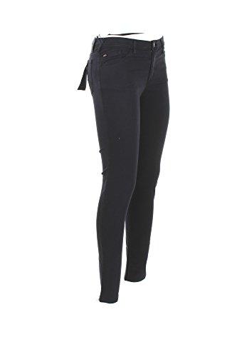 Pantalone Donna Armani Jeans 27 Blu 6y5j28 5n0rz Autunno Inverno 2017/18