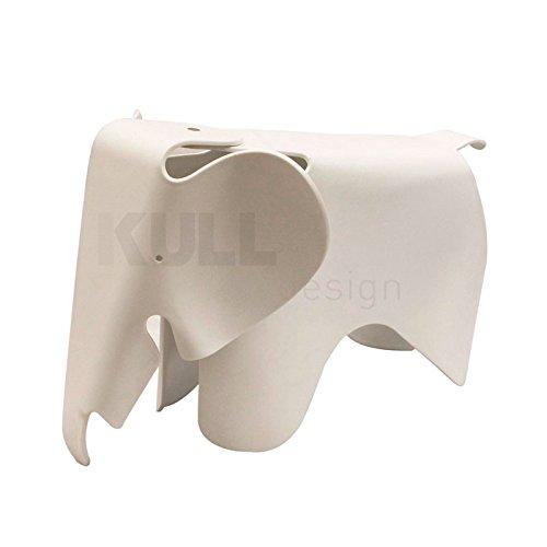 KullDesign.com Silla Elefante Blanca: Amazon.es: Hogar