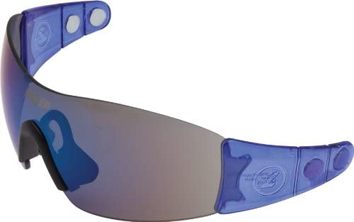 2061d504cdc Lazer Magneto 1S (M1S-R) Sunglasses  Crystal Blue with Three Lenses ...