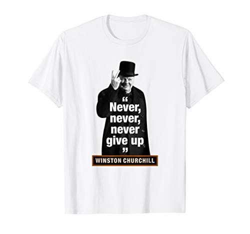 Winston Churchill -