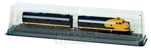 Parma Model Train Display Case Medium ()