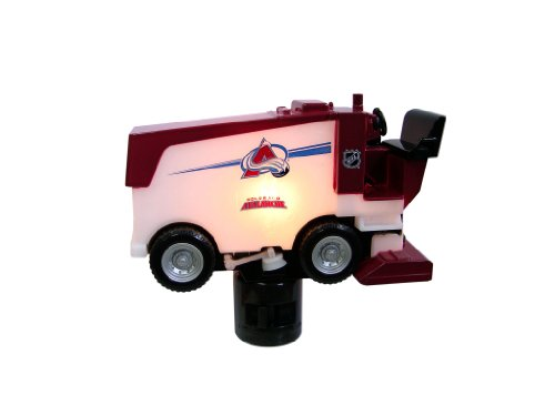 Colorado Avalanche Nhl Light - NHL Colorado Avalanche Zamboni Night Light
