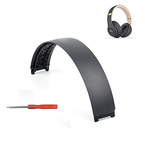 (Studio 3 Wireless Headband Replacement Arch Plastic Head Band Repair Parts Compatible with Studio 3 Wireless Headphones (Grey))