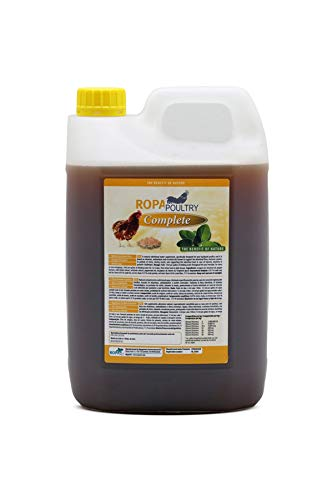 My Pet Chicken RopaPoultry Oregano Oil Supplement (1 Gallon)