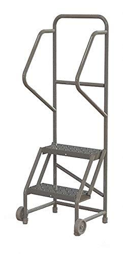 Tri-Arc KDTF102166 - Tilt and Roll Ladder 2 Step Perforated