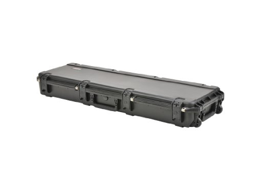 SKB Injection Molded Waterproof Keyboard Case - 48 x 13.5  x 4.5 Inches (3I-5014-KBD) (Injection Molded Case)